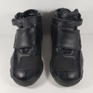 Speed and Strength Shoes - Speed and Strength Black Moto Shoes Men's Size 9